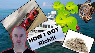 The email that made me a millionaire!