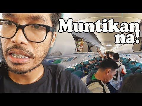 The Challenging Flight To Tagbilaran Bohol Via NAIA 3.  | I ♥ TANSYONG TV