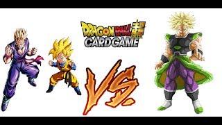 Dragon Ball Super Arizona Local Tournament Round 2 Matt vs Max