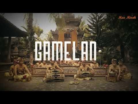 Gamelan Bali Traditional Music