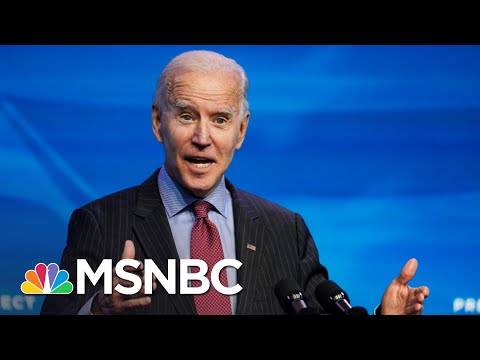 Biden Blasts Trump Vaccine Rollout, Details New Distribution Plan | The 11th Hour | MSNBC