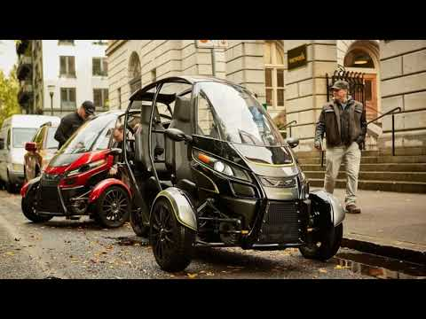 2019  Arcimotor Test Drive and Review : Arcimotor Unveils SRX Fun Utility Vehicle In California