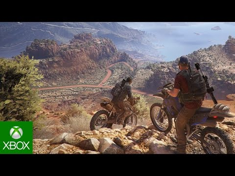 Tom Clancy's Ghost Recon Wildlands Trailer: Fight for the Wildlands – E3 2016