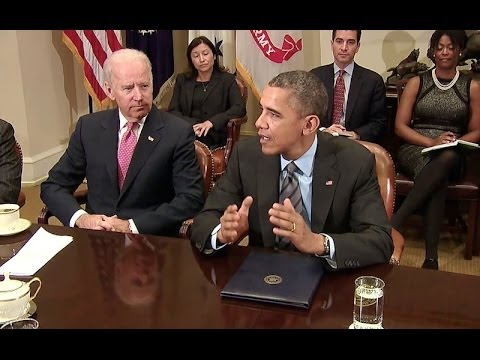 President Obama Discusses Immigration Reform with Business Leaders