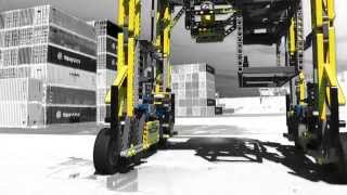 LEGO Technic Straddlecarrier