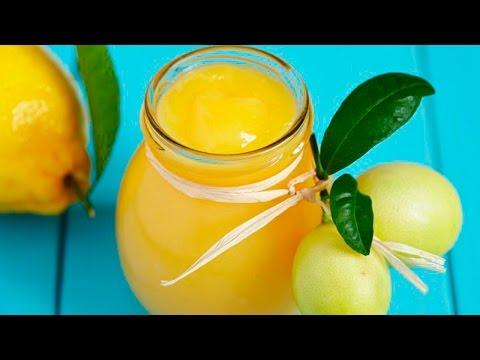 Тосты с лимонным маслом