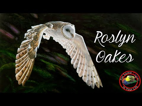 Fine Art Tips with Roslyn Oakes on Colour In Your Life
