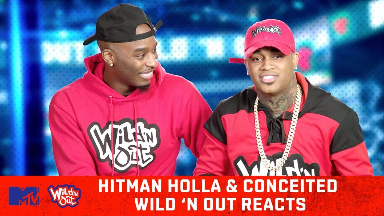 Hitman Holla Conceited Judge Their Wild N Out Auditions