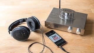 Does a headphone (e.g. Sennheiser HD600) improve with a dedicated amp?