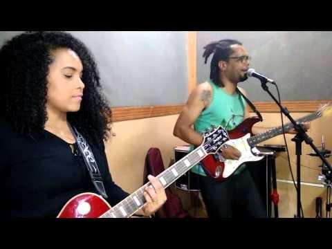 Ensaio da Banda Reggae Zambê