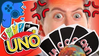 WHO KNEW UNO COULD BE THIS CRAZY?
