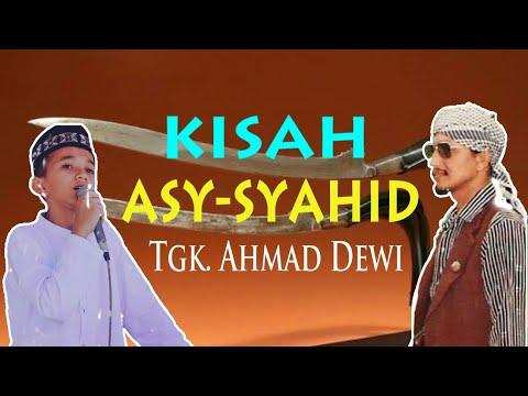 MERINDING!!! KISAH ULAMA MUDA ACEH, Tgk Ahmad Dewi - Rafsanjani