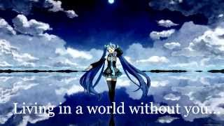 HD The Rasmus Living In A World Without You Nightcore Lyrics