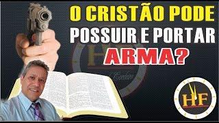O que diz a Bíblia sobre posse e porte de armas para se defender? #bolsonaroarmamento