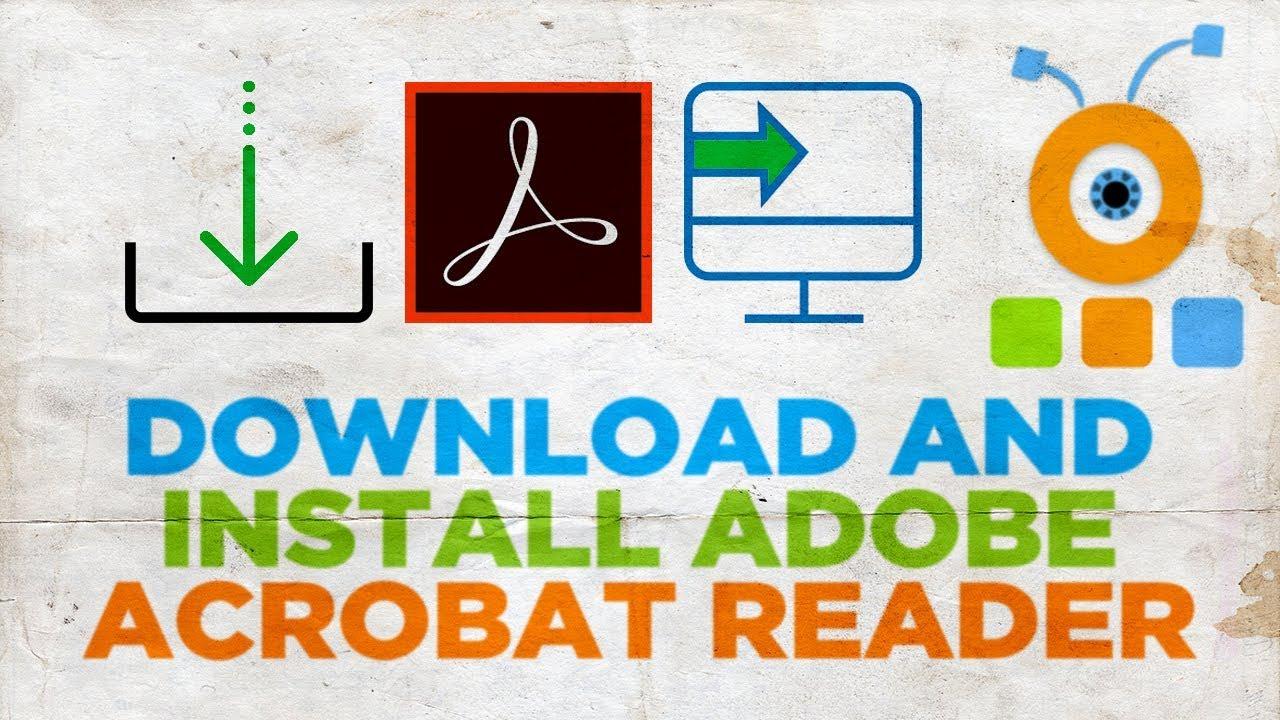 download acrobat reader for windows 10