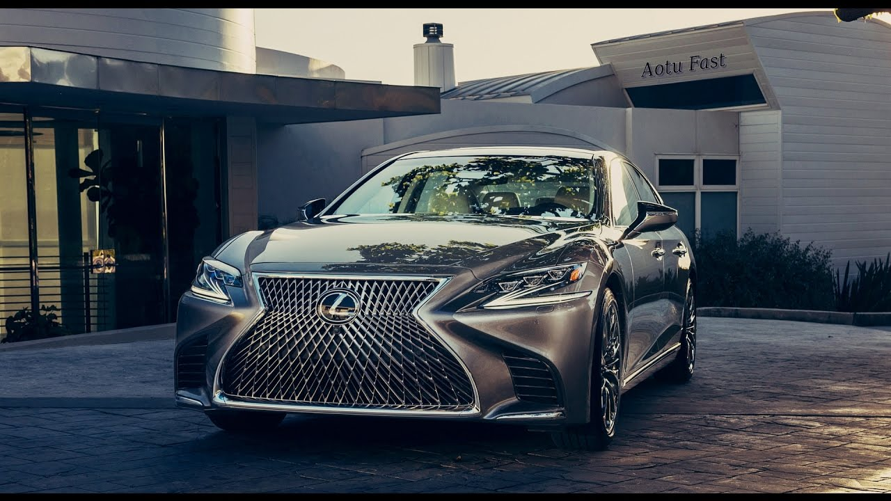 2018 lexus ls 500 all information youtube