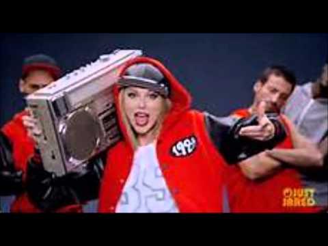 Taylor Swift - Shake It Off (Slowed Down)
