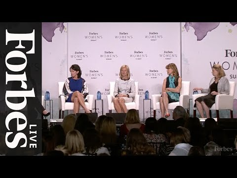 Four Female Leaders On The Power of Business To Change The World | Forbes Live