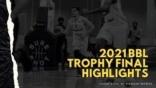 2021 BBL Trophy Final (Highlights)
