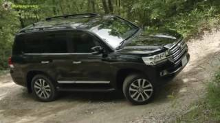 2017 Toyota Land Cruiser Test Drive and Off Road