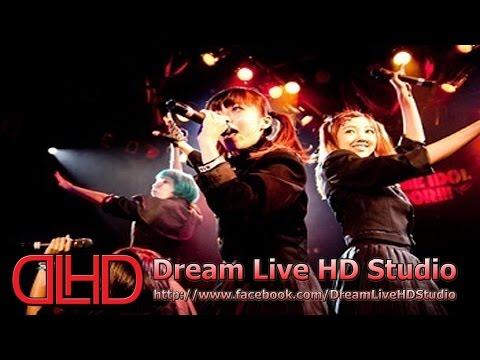 [Live-HD] ถ่ายทอดสด คอนเสิร์ต Girl Group Japan วง Necronomidol  ตะวันแดง จ.มหาสารคาม 10/8/59 HD