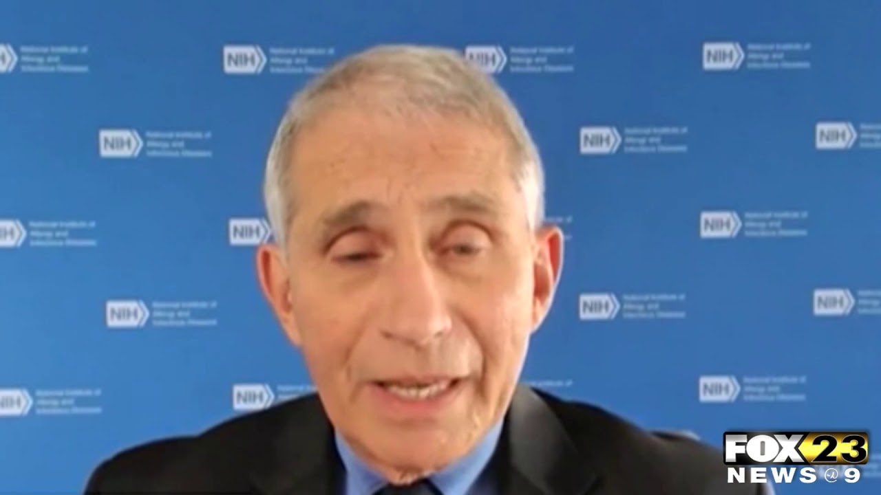 Fauci: Cautiously optimistic about vaccine