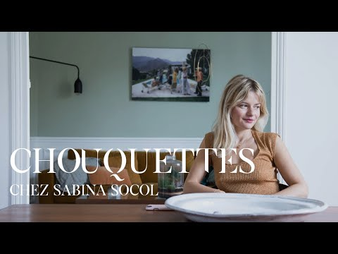 CHOUQUETTES – Épisode 15 – Sabina Socol