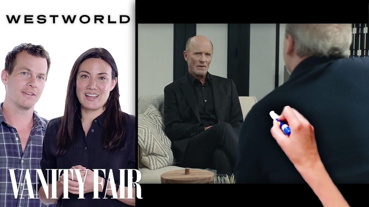 Download Westworld's Jonathan Nolan and Lisa Joy Break Down Season 2, Episode 4 | Vanity Fair