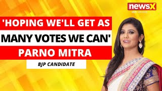 'Hoping We Will Get As Many Votes As We Can' | Parno Mittra On NewsX | NewsX