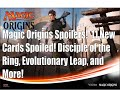 Magic Origins Spoilers! 11 Cards Spoiled! Disciple of the Ring, Evolutionary Leap and More..MTG