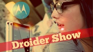 Droider Show #218 Возвращение Motorola и Nokia
