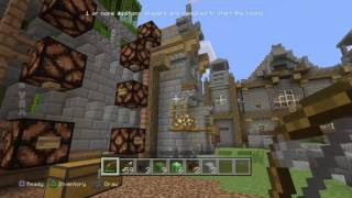Minecraft mini game puzzle/riddle