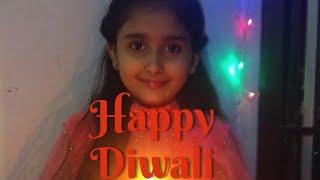 Deep Jale Ghar Ghar Mein Aayi #Diwali song by Aastha