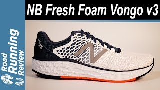 New Balance Fresh Foam Vongo v3 | Review