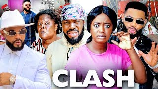 CLASH SEASON 4 - (New Movie ) JERRY WILLIAM 2021 Latest Nigerian Nollywood Movie