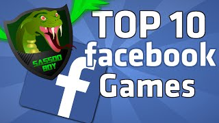 Top 10 Facebook Games 2015