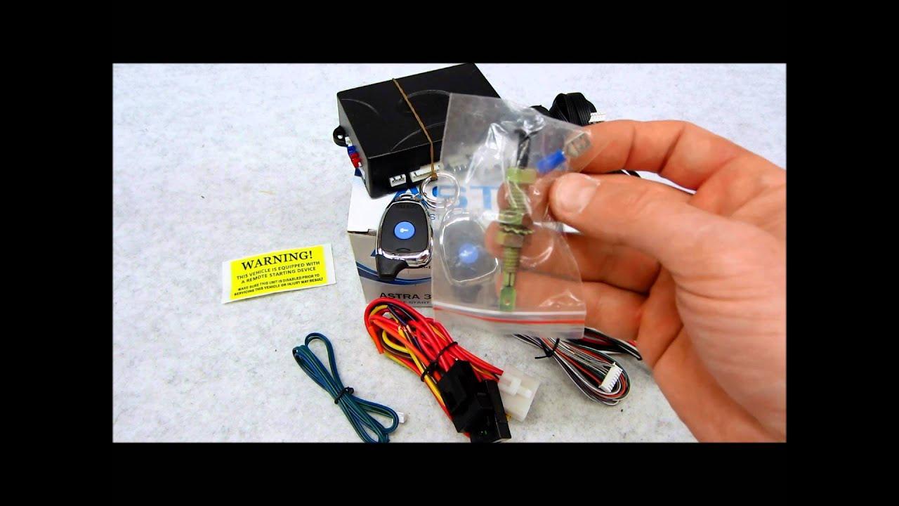 Scytek Astra 300 RS Remote Start Review - YouTube