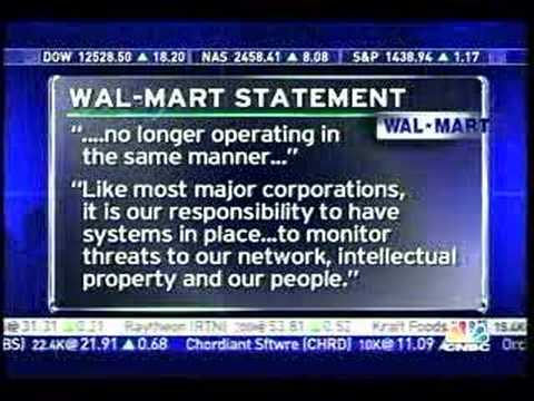 controversies over wal mart In november 2005, a documentary film critical of walmart (wal-mart: the high cost of low price) was released on dvd economists at the cato institute say that walmart is successful because it sells products that consumers want at low prices, satisfying customers' wants and needs walmart's critics say that walmart's.
