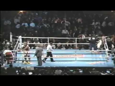 Mike Tyson vs Razor Ruddock 1991