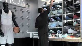 Adidas Tim Duncan gets stronger
