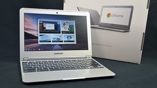 Samsung Chromebook: Unboxing & Review