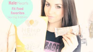 Halehearts| Fit Food Favorites | Spring Edition Thumbnail