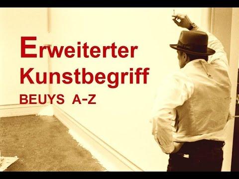 Joseph Beuys über den Erweiterten Kunsbegriff