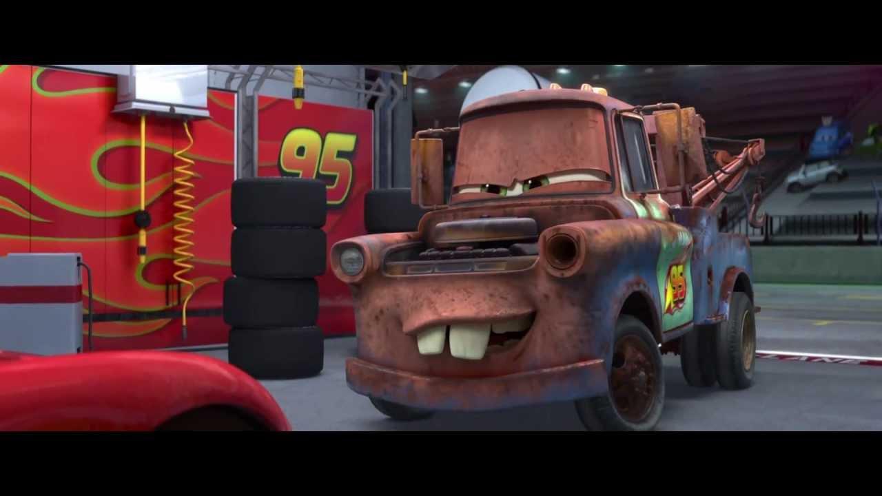 Pixar Cars 2 Movie Trailer 2 2011 High Def Youtube