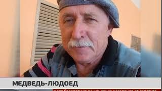 Медведь-людоед. Новости 13/08/2019. GuberniaTV