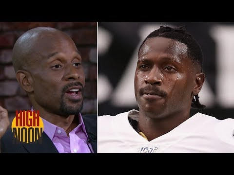 Bomani Jones on Antonio Brown: Who the hell brags about turning $30 million into $9 mil?   High Noon