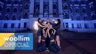 러블리즈(Lovelyz) 'Obliviate' MV (Choreography ver.)