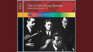 Bloch: String Quartet No.1 - 3. Andante molto moderato (Pastorale)