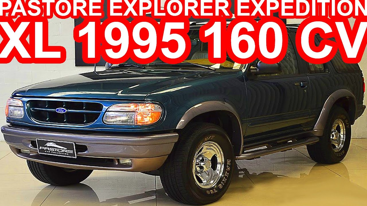 Pastore ford explorer expedition xl 4wd 1995 at 160 cv ford