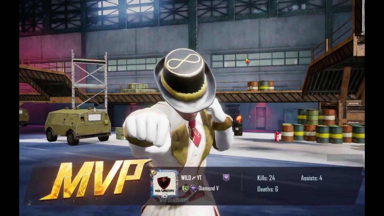 Pubg Mobile Gameplay TDM 4V4 || Y8 Gamer